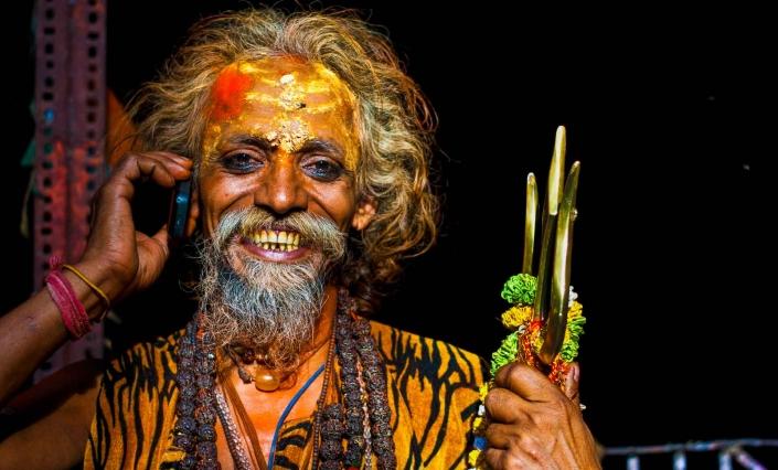 PescArt - Real Baba 5 - Mumbai, India