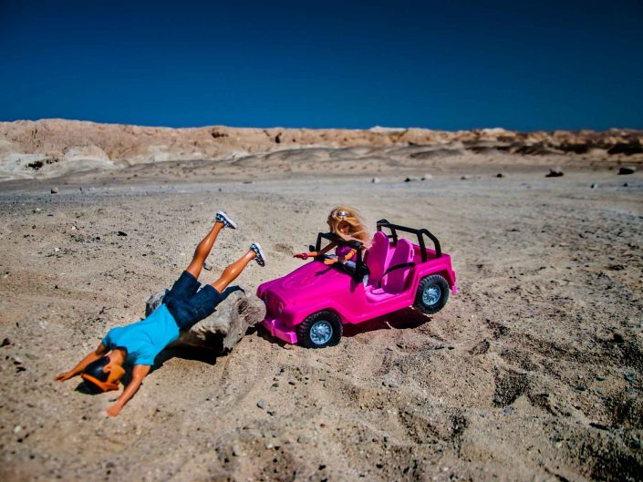 Barbie Around the World The Sodom Misfortune