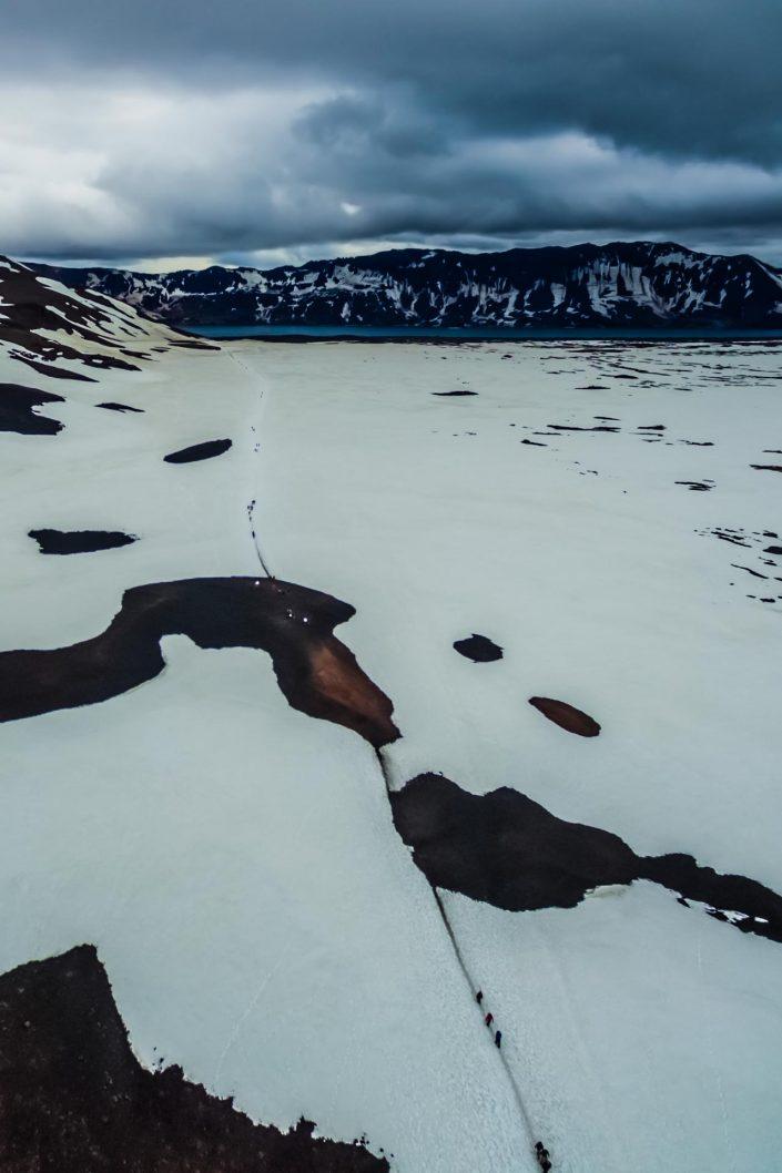 Iceland by Drone Askja