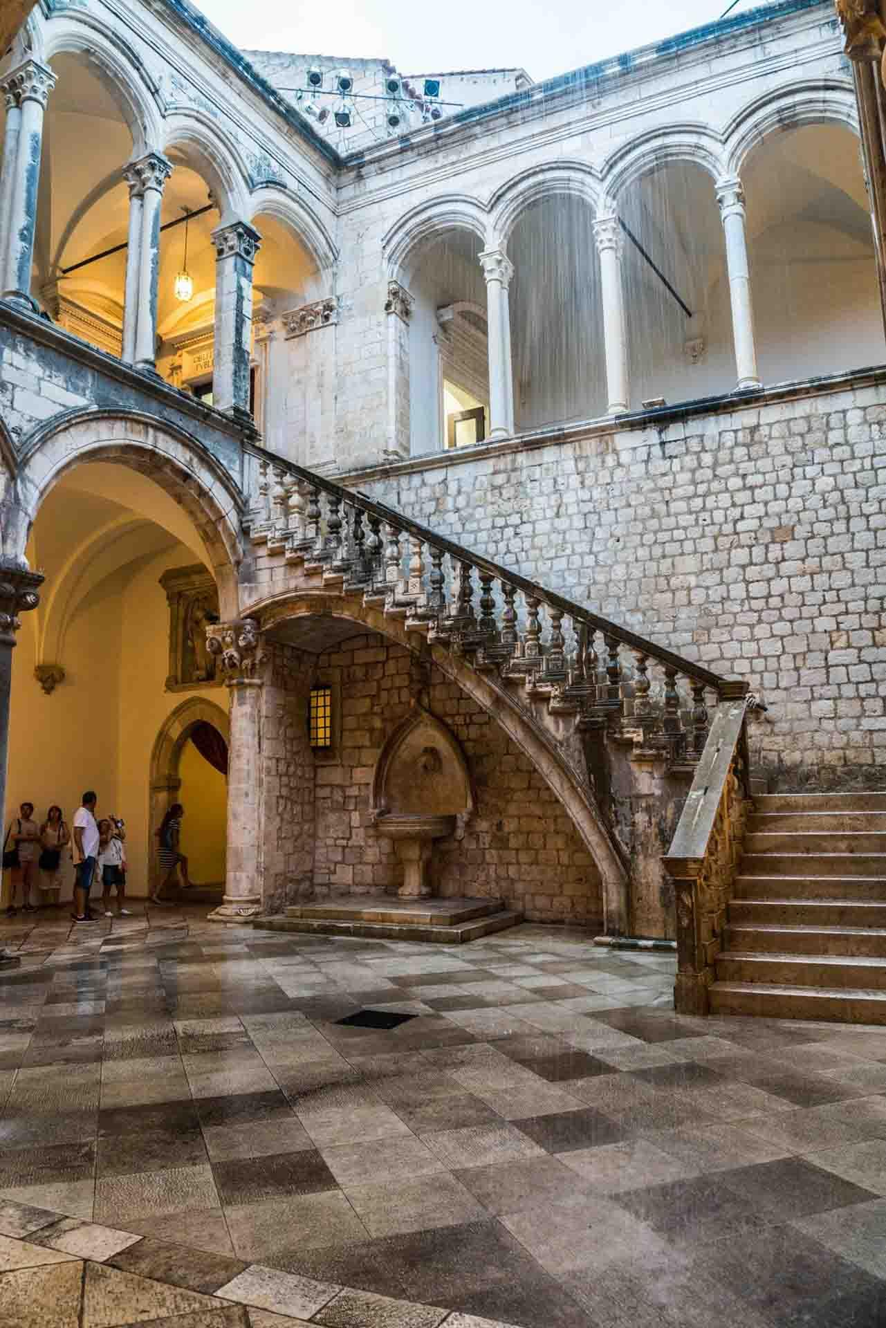 Croatia Dubrovnik Rector's Palace, dubrovnik, croatia, pescart, photo blog, travel blog, blog, photo travel blog, enrico pescantini, pescantini