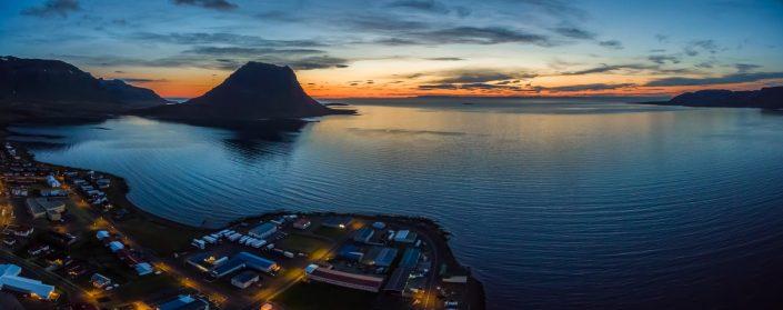 Iceland by Drone Kirkjufell