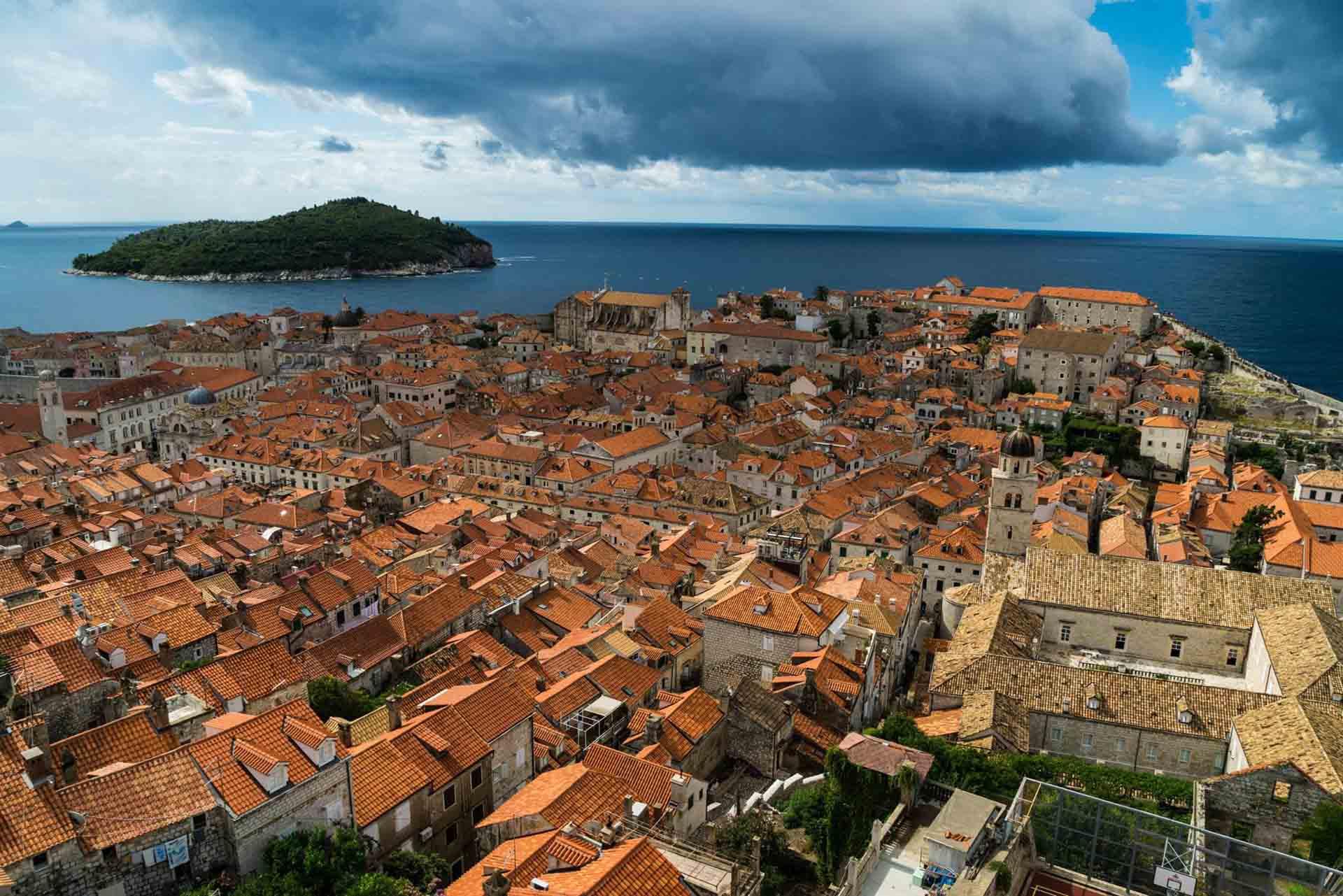 Croatia Dubrovnik City Walls tour 2, dubrovnik, croatia, pescart, photo blog, travel blog, blog, photo travel blog, enrico pescantini, pescantini