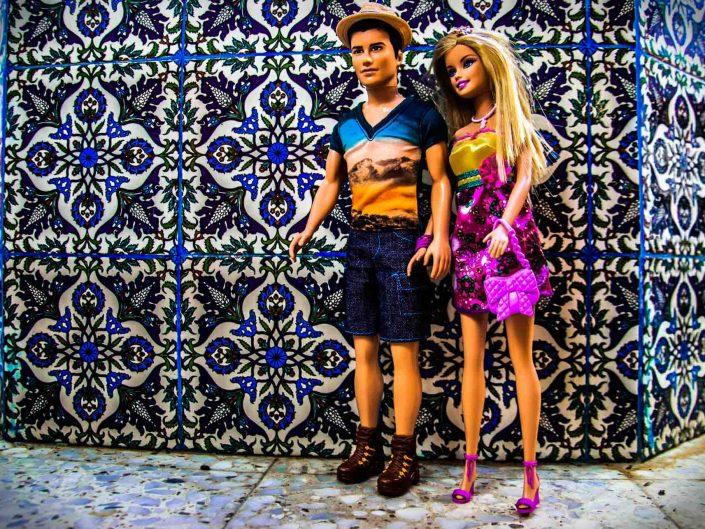 Barbie Around the World Nazareth Arabesque
