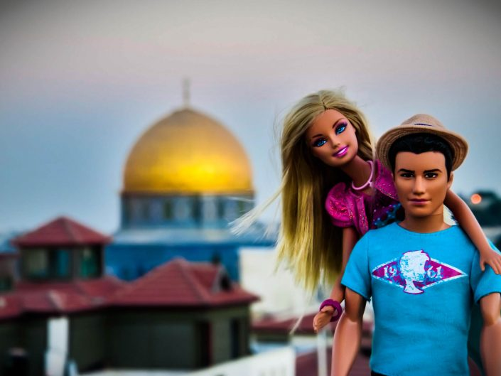 Barbie Around the World Golden Jerusalem