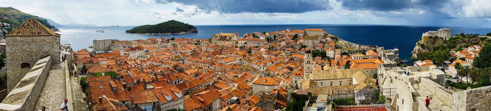 Croatia Dubrovnik City Walls tour, dubrovnik, croatia, pescart, photo blog, travel blog, blog, photo travel blog, enrico pescantini, pescantini