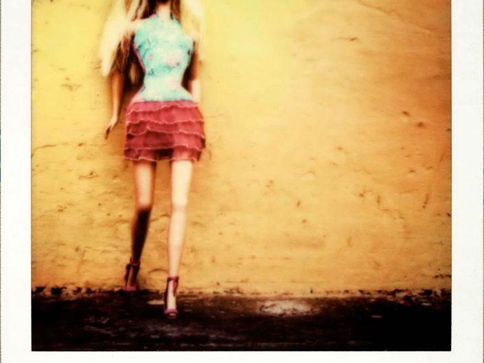 Barbie Around the World Polaroid Trinidad