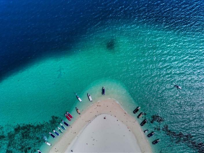 Bamboo Island Aerial Photography Drone Enrico Pescantini