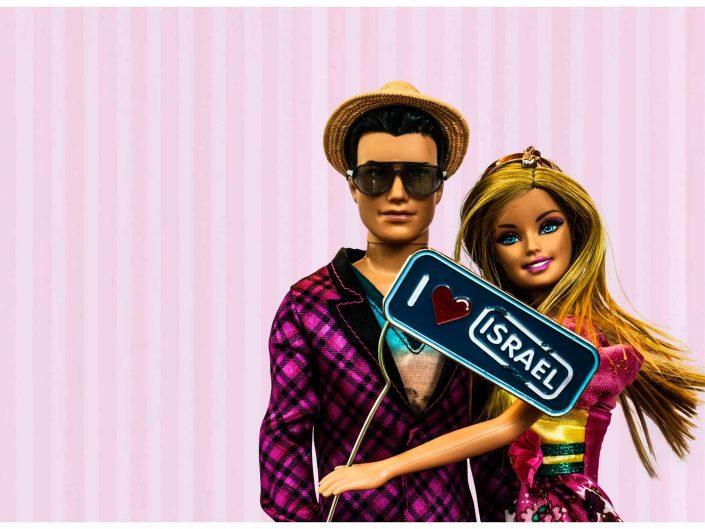 Barbie Loves Israel manifesto