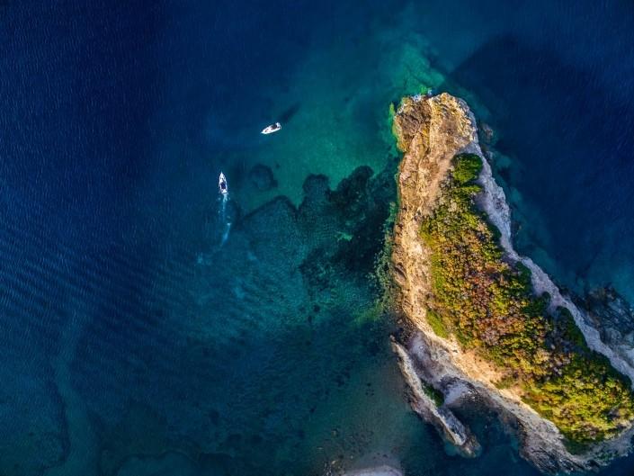 Isola d'Elba Stein Am Rhein Ice Climbing Aerial Photography Drone Enrico Pescantini 2