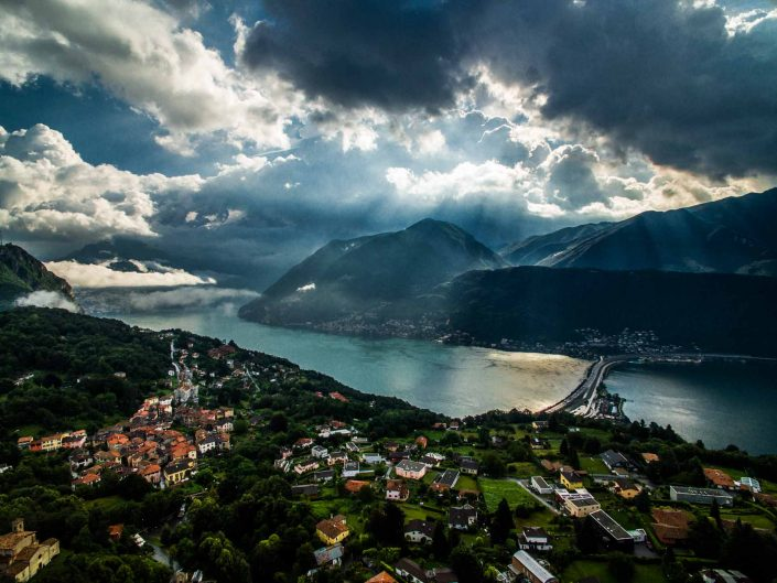 Aerial Photography: Quiete dopo la tempesta