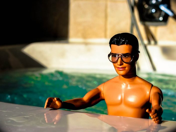 Barbie Around the World: Relaxing in Galilea