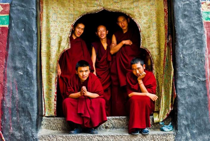 Sguardi dal Niirvana - Future Sangha