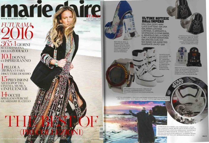 Star Wars Madagascar Family Time on Marie Claire
