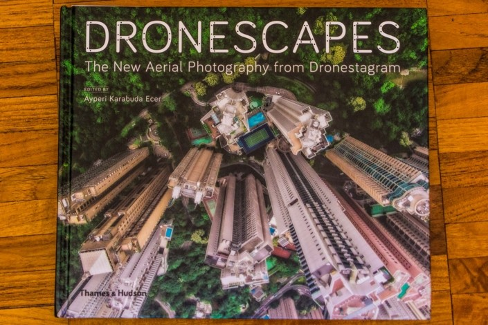 Dronescapes Book by Thames & Hudson 1