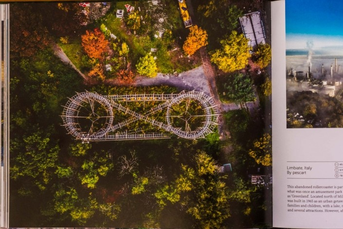 Dronescapes Book by Thames & Hudson 2