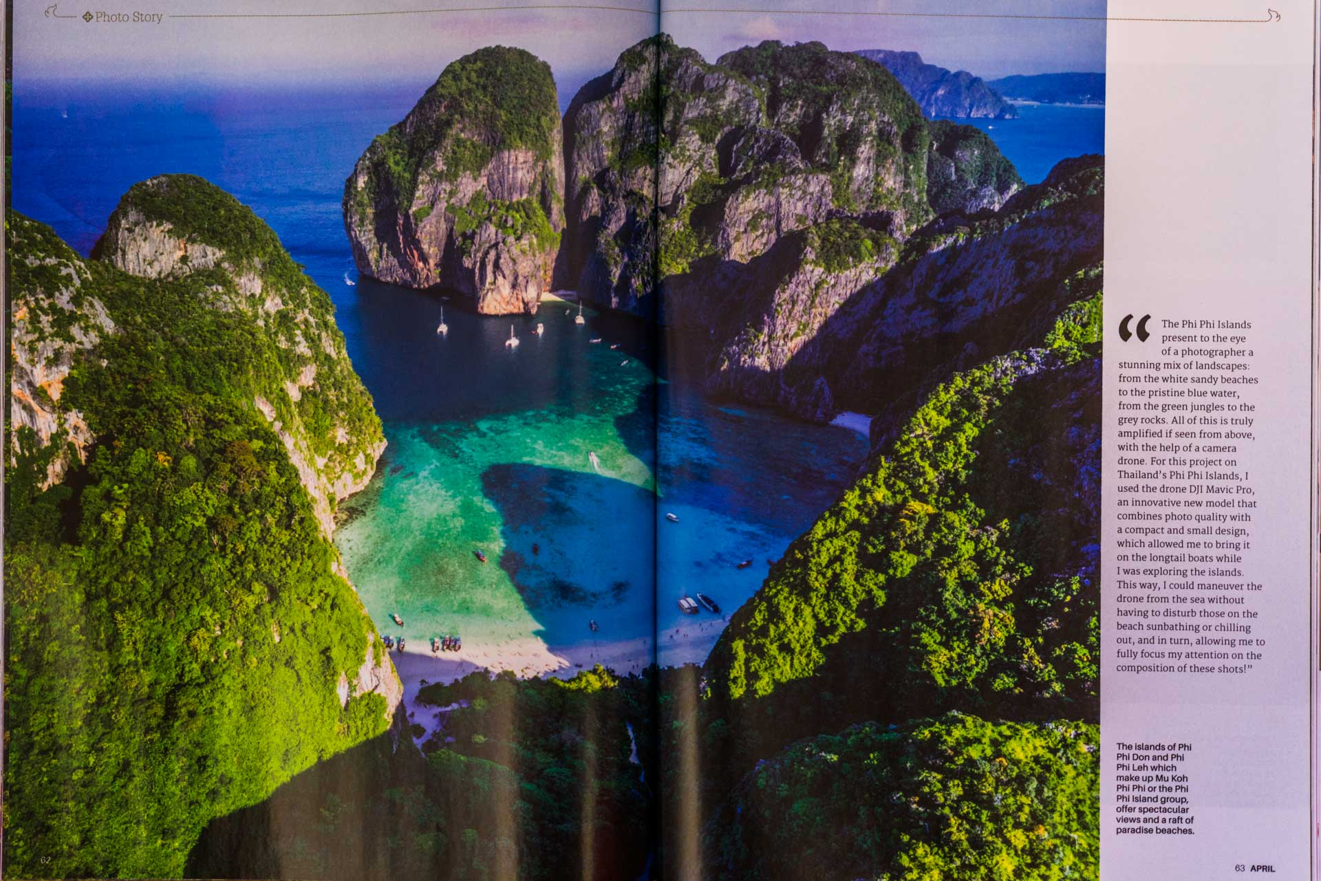 Thai Airways Sawasdee Inflight Magazine 3