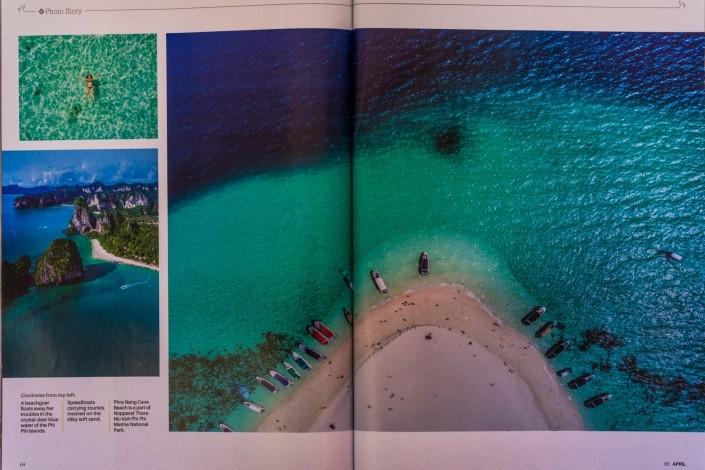 Thai Airways Sawasdee Inflight Magazine 4