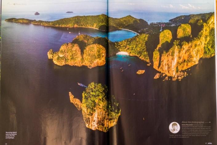 Thai Airways Sawasdee Inflight Magazine 5
