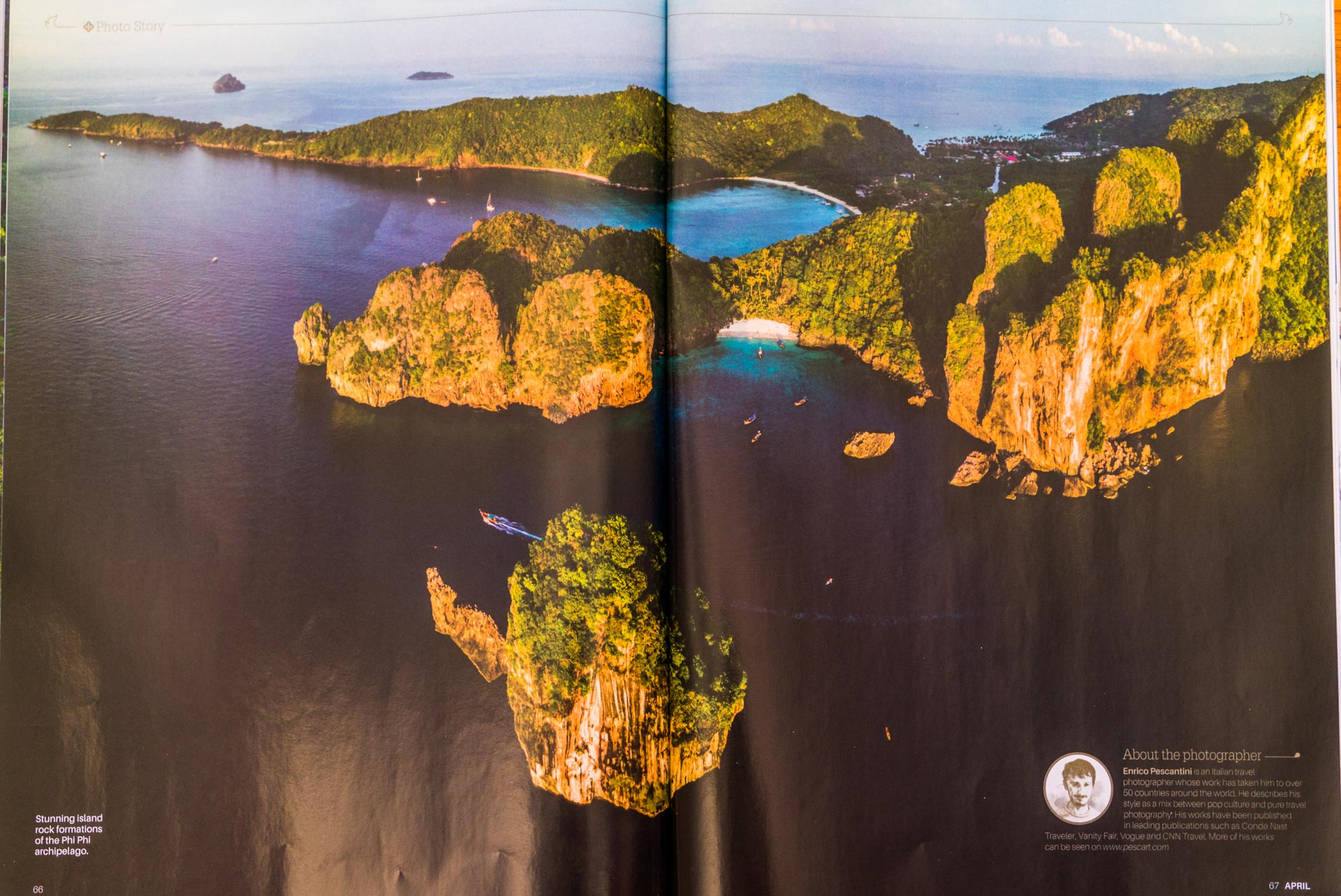 Thai Airways Sawasdee Inflight Magazine 5