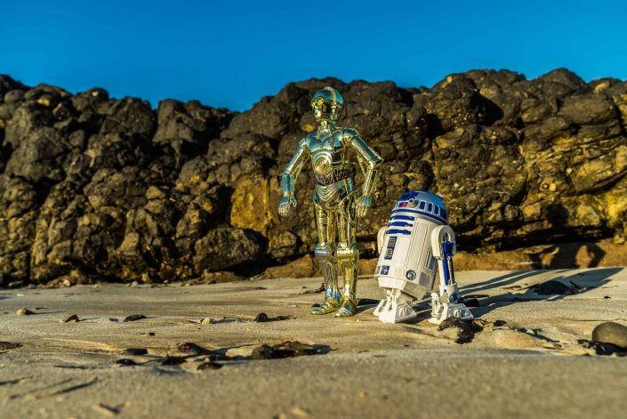 Star Wars: Madagascar Family Time - Did you hear that They shut down the main reactor