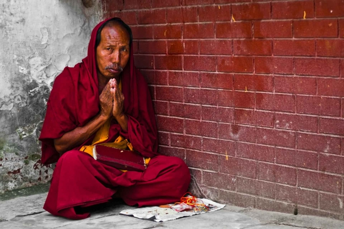Sguardi dal Niirvana - Meditation