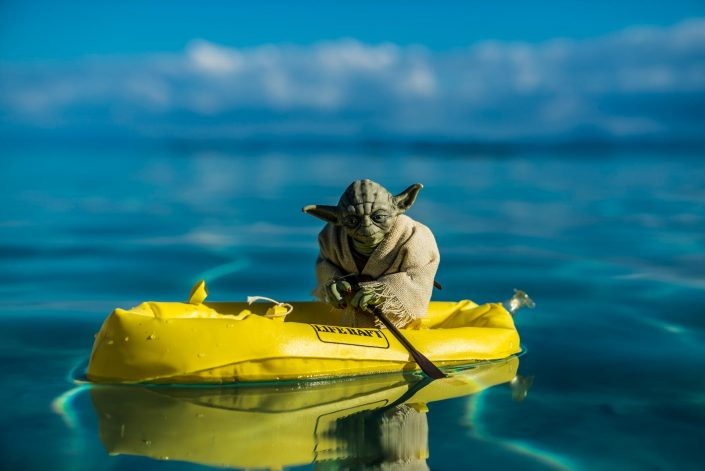 Star Wars: Madagascar Family Time - For my ally is the Force, and a powerful ally it is