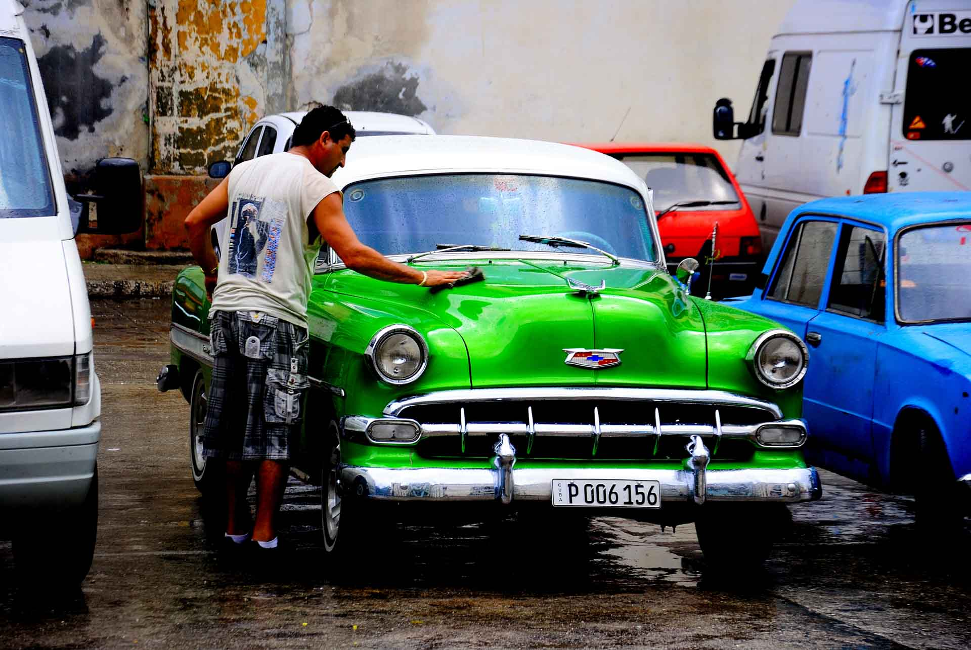 Havana Cuba Vintage Car 5, havana, cuba, pescart, photo blog, travel blog, blog, photo travel blog, enrico pescantini, pescantini