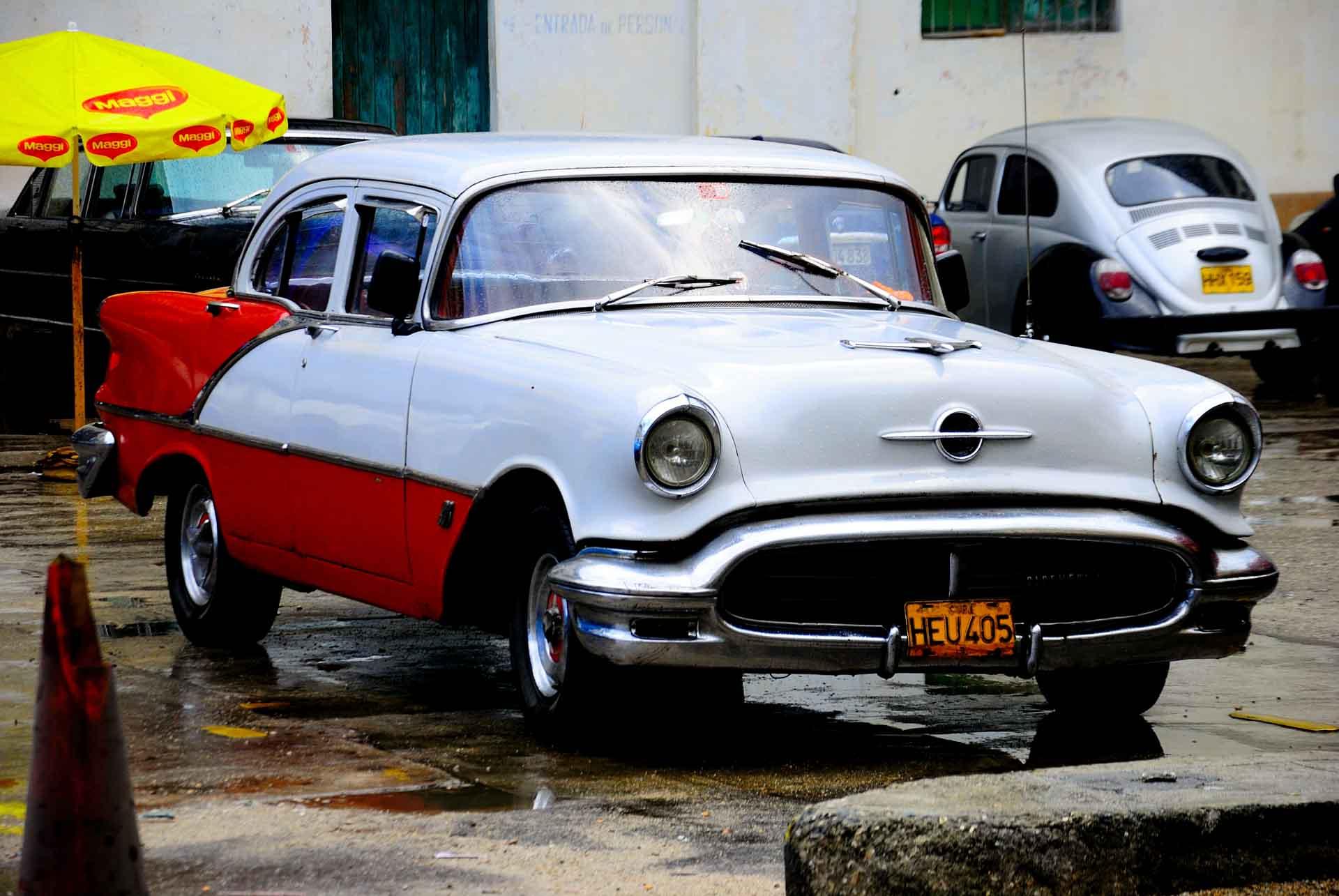 Havana Cuba Vintage Car 5 - PescArt - Enrico Pescantini