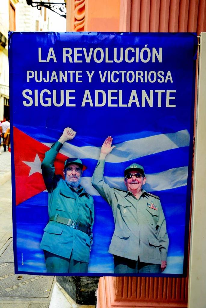 Havana Cuba Propaganda 1, havana, cuba, pescart, photo blog, travel blog, blog, photo travel blog, enrico pescantini, pescantini