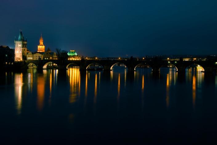 World PescArt Photo - Il blue di Carlo, Prague, Czech Republic
