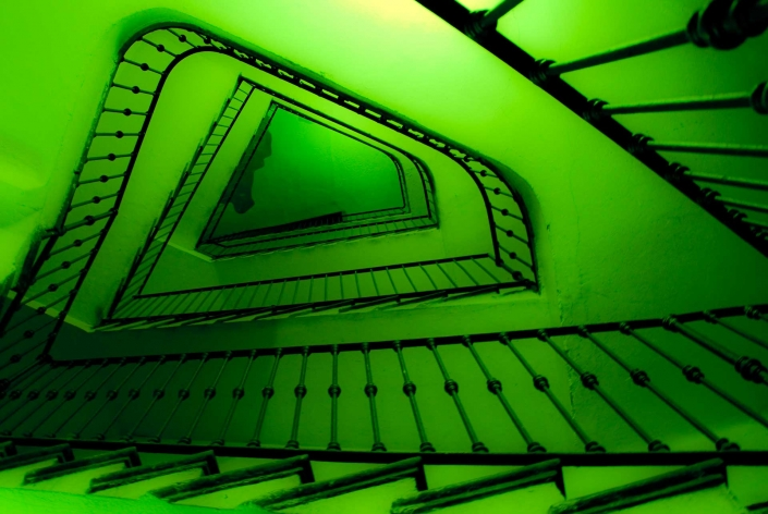 POP Visions - Matrix Stairs