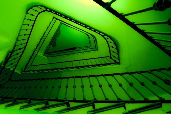 POP Visions - Matrix Stairs