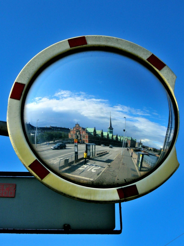 World PescArt Photo - Mirrored Stockholm, Sweden