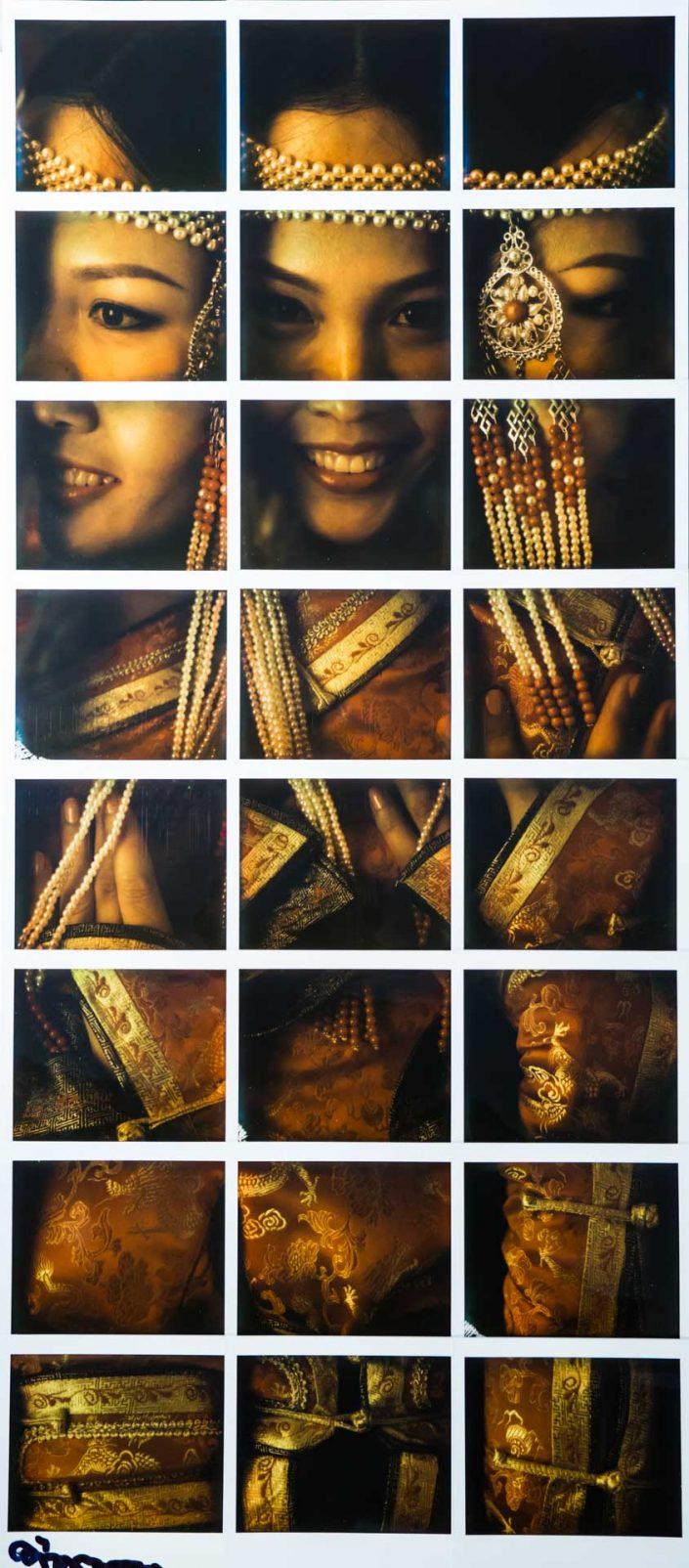 Polaroid Mosaic Bolor Bolorhon