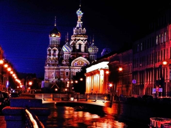 World PescArt Photo - Peters'Blood, St.Petersburg, Russia