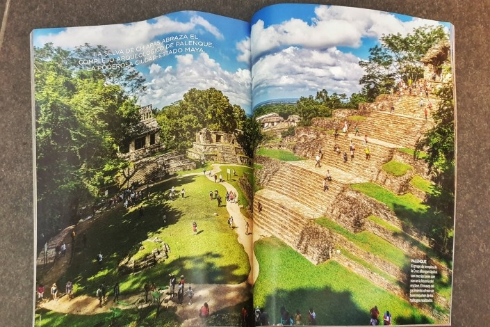Viajes National Geographic Enrico Pescantini Palenque 2