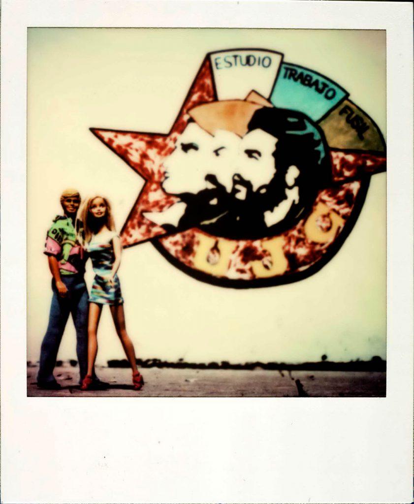 polaroid_HAVANABarbie Around the World Polaroid Havana
