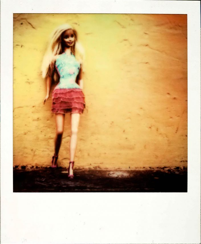 Barbie Around the World Polaroid Trinidad