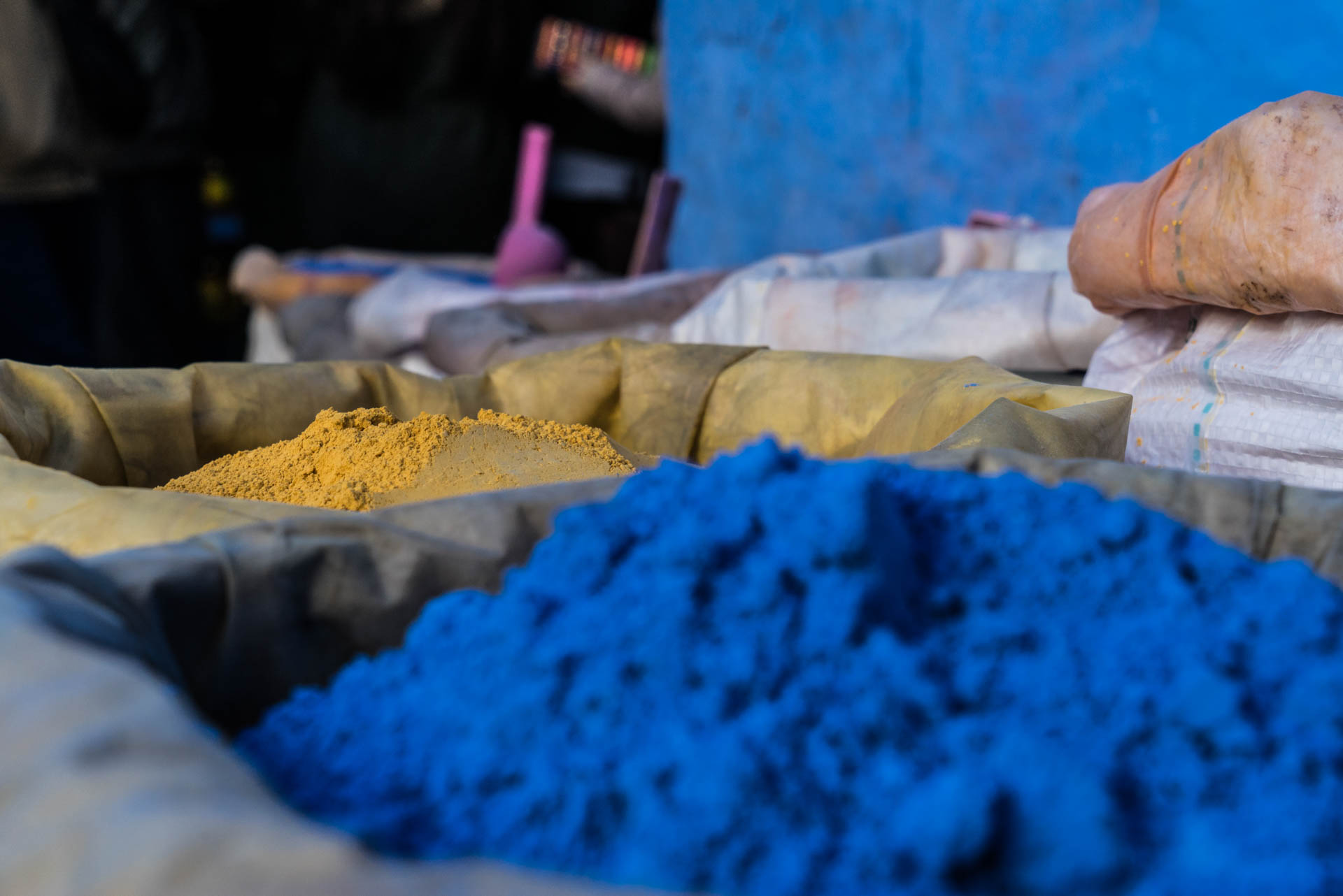 Morocco Chefchaouen blue powder, morocco, chefchaouen, , pescart, photo blog, travel blog, blog, photo travel blog, enrico pescantini, pescantini