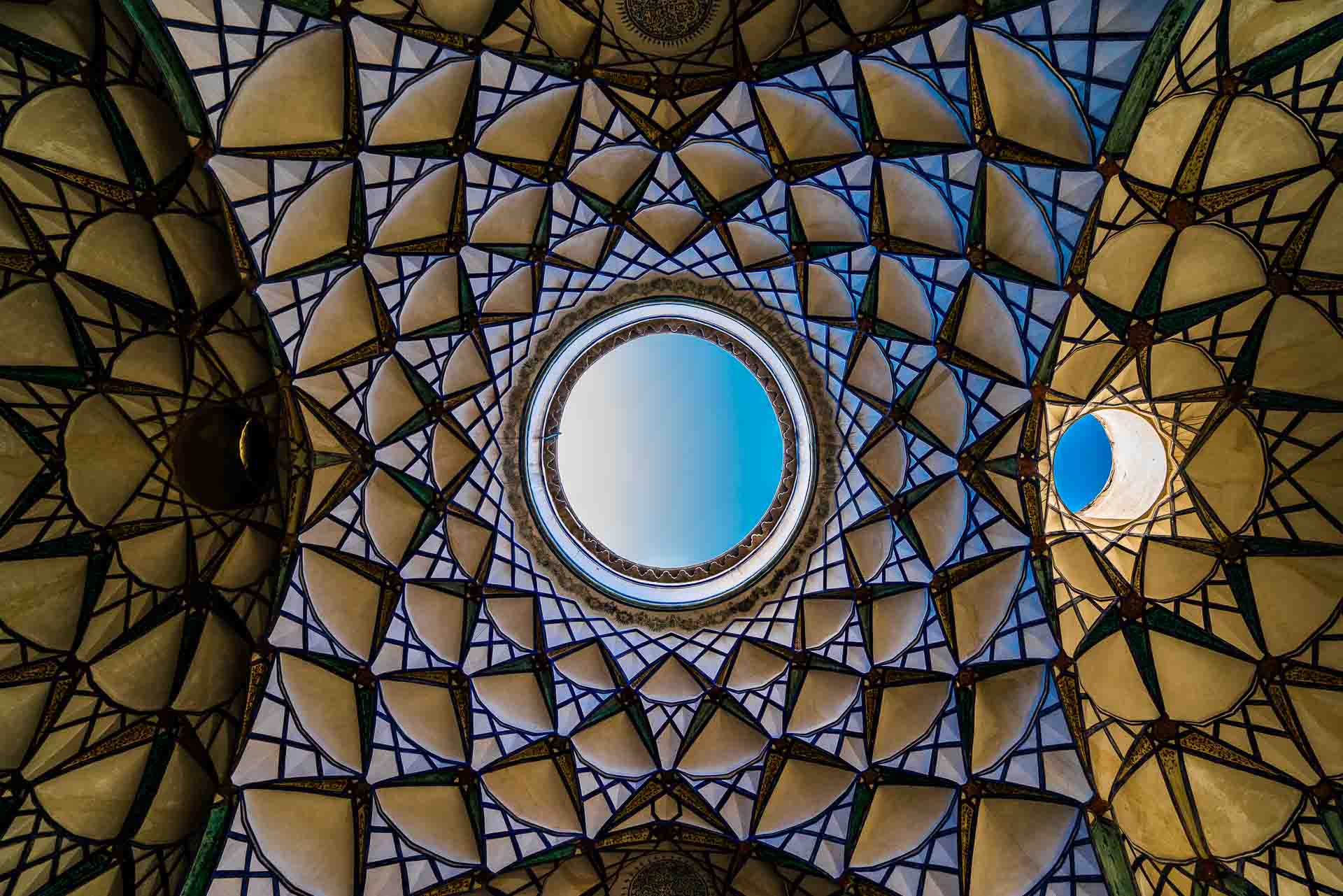Borujerdi Historical House 3, kashan, iran, pescart, photo blog, travel blog, blog, photo travel blog, enrico pescantini, pescantini