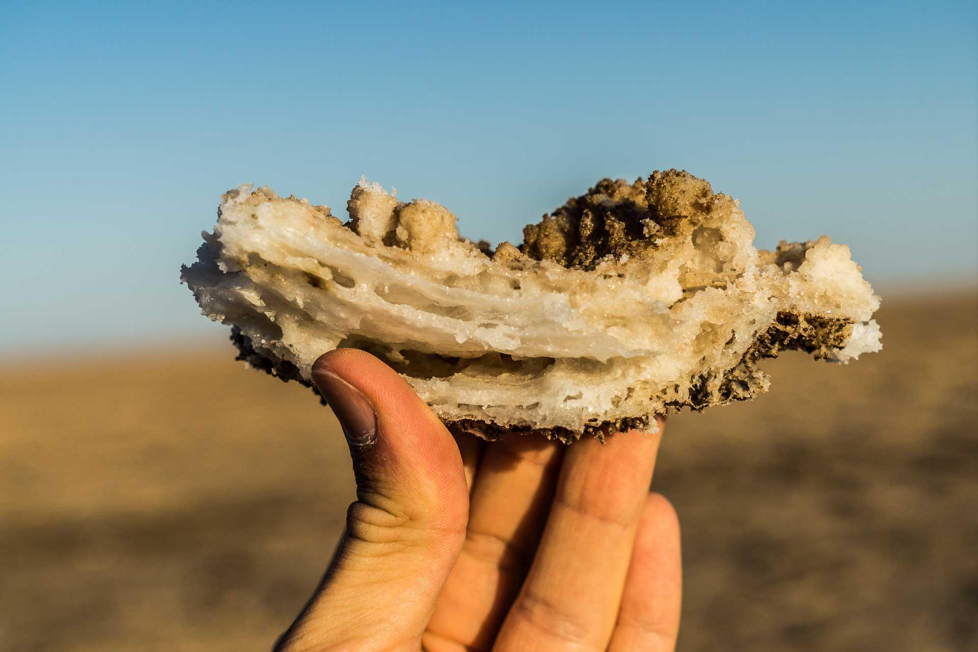 Maranjab Desert Salt Lake 3