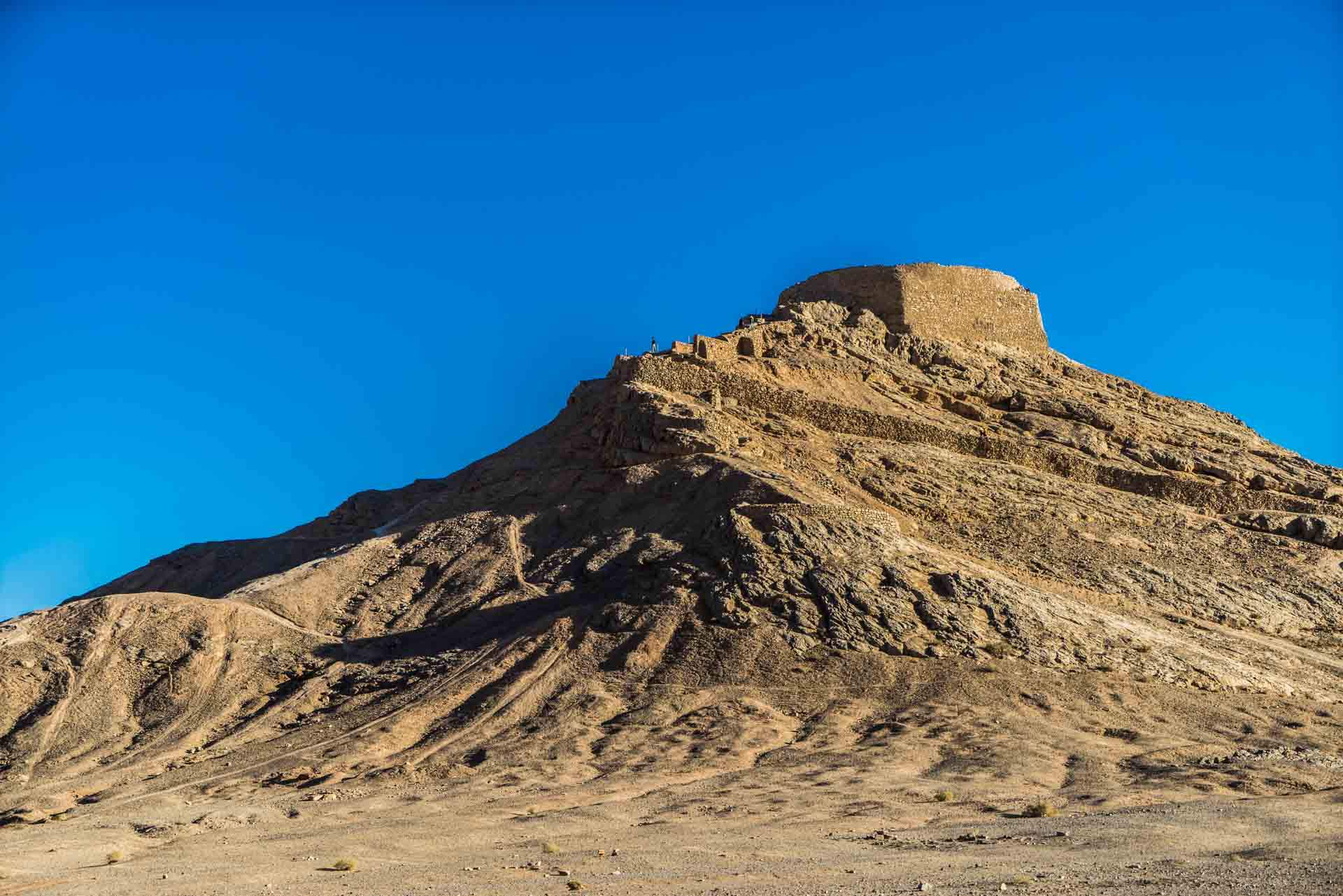 Yazd Zoroastrian Towers of Silence 4