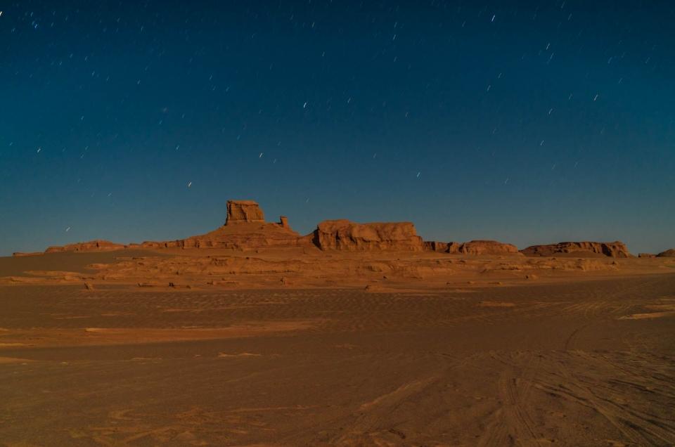 Iran – Kerman and the Kaluts desert
