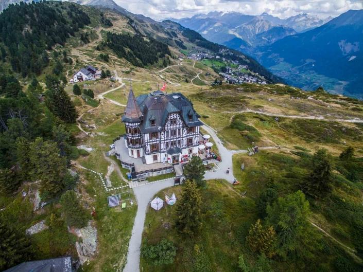 Villa Cassel 2 - fotografie con drone per settore immobiliare