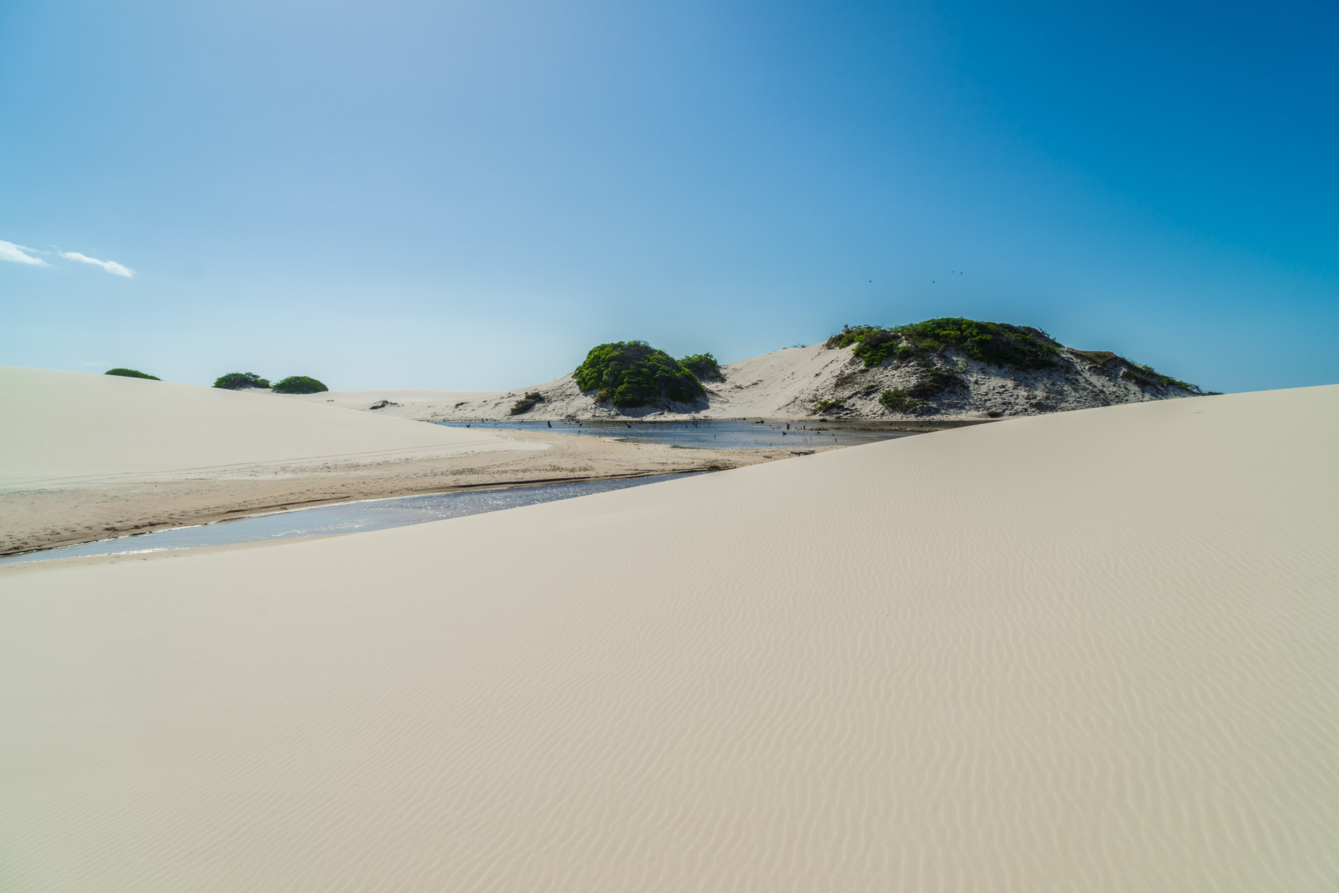 Lençóis Maranhenses National Park - Santo Amaro 1