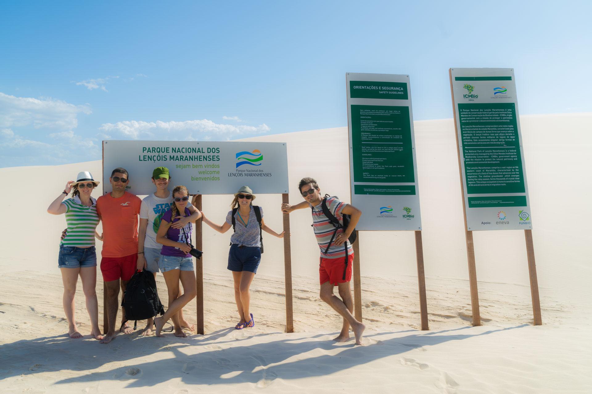 Lençóis Maranhenses National Park - Santo Amaro 2