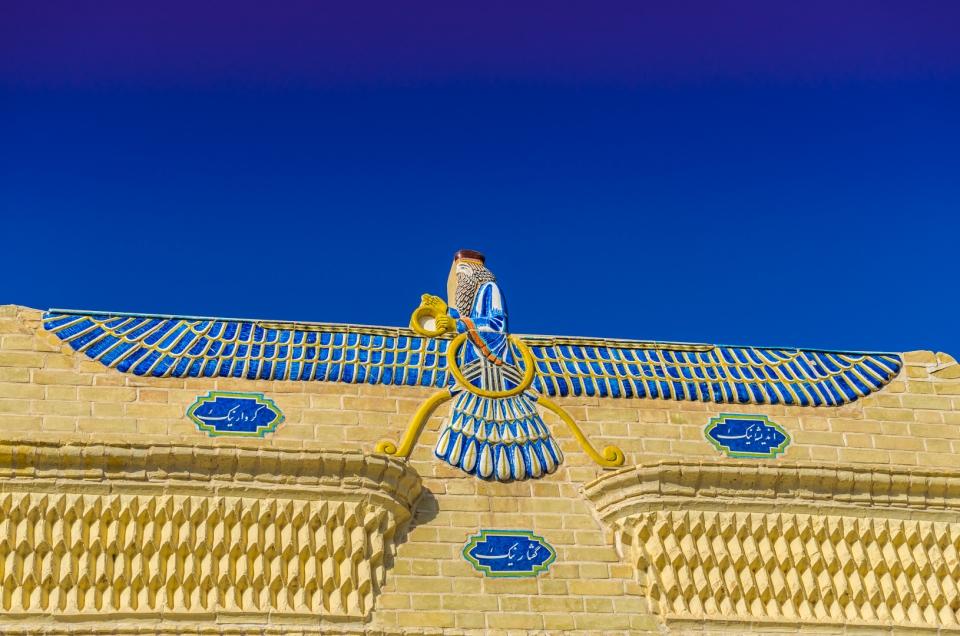 Iran – Yazd, the city of windcatchers and Zoroastrianism