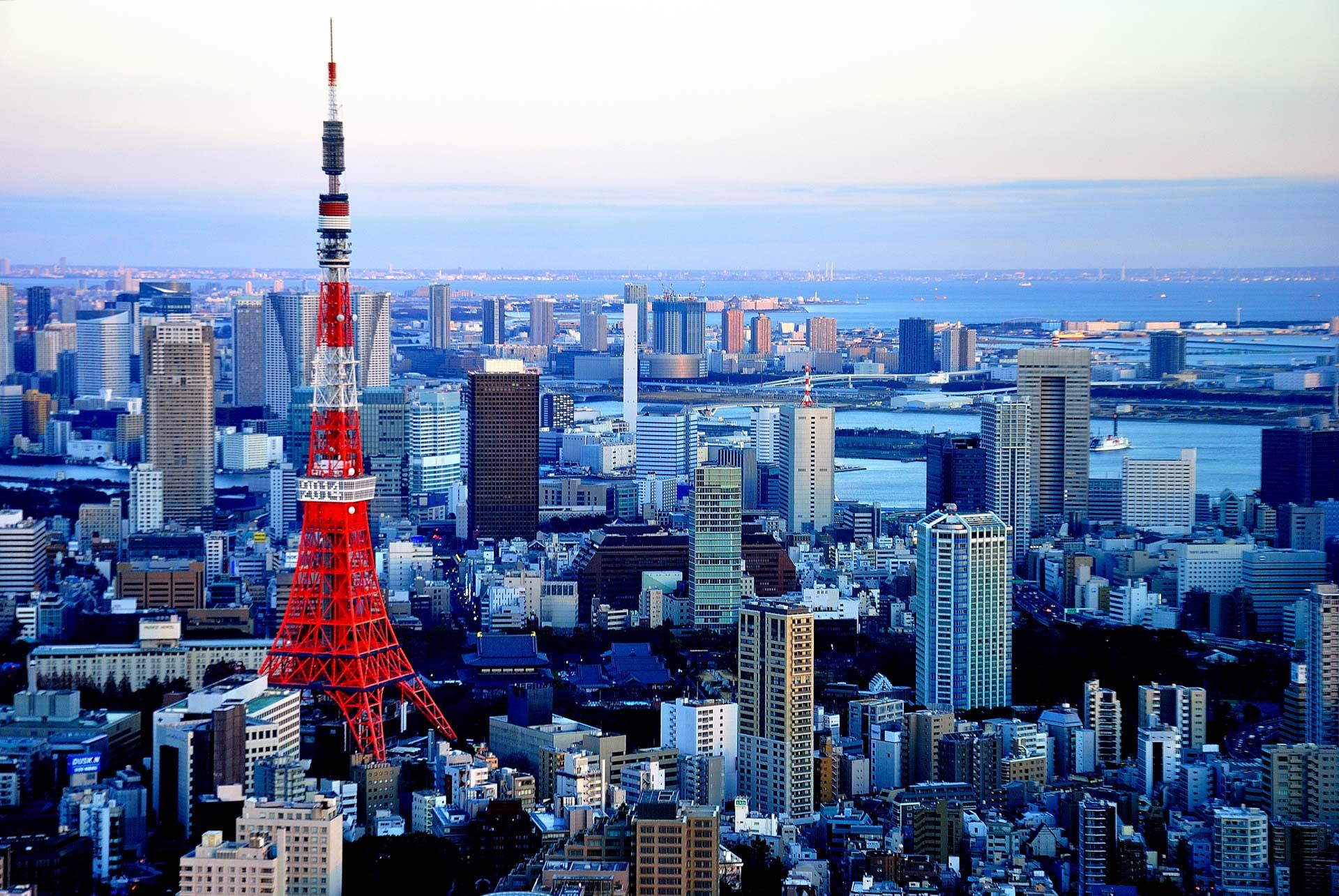 Tokyo, Japan - Tokyo Tower 2