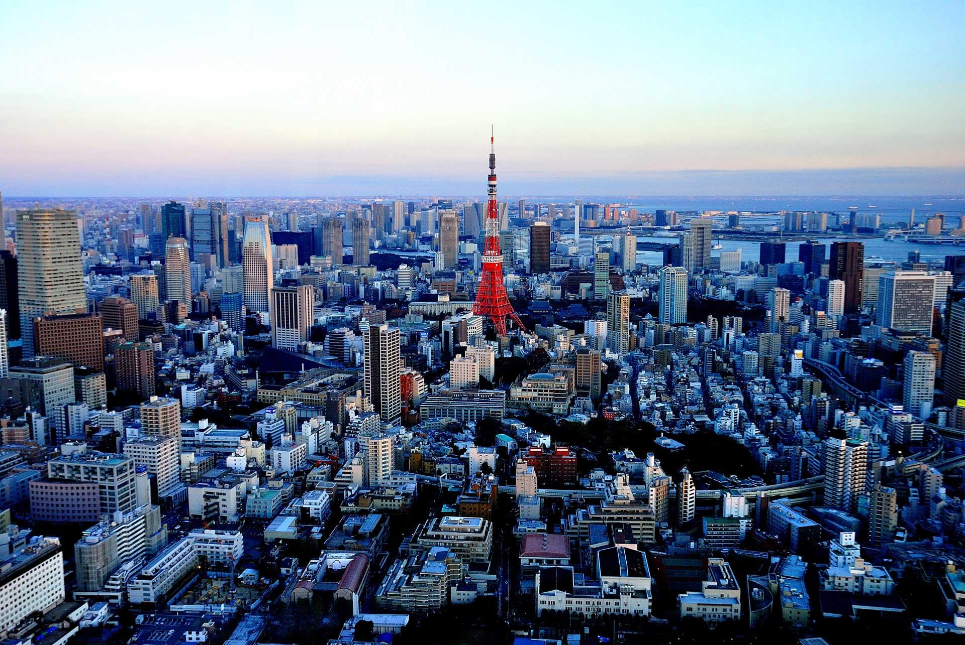 Tokyo, Japan - Tokyo Tower 3