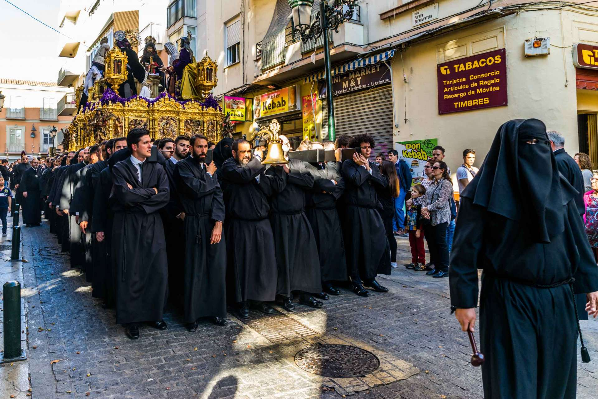 Malaga Semana Santa Holy Week